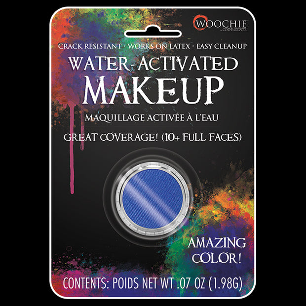 BLUE - WATER ACTIVATED M/U - .1 OZ