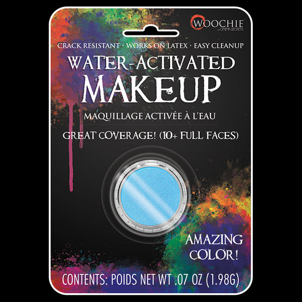 LIGHT BLUE - WATER ACTIVATED M/U - .1 OZ