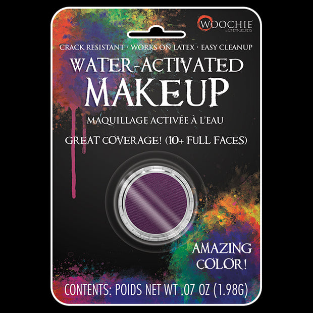 UNDEAD PURPLE - WATER ACTIVATED M/U - .1 OZ