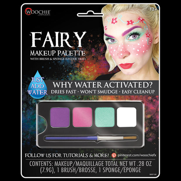 FAIRY - WATER ACTIVATED M/U PALETTE