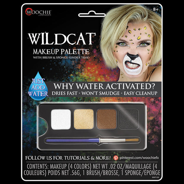 WILDCAT - WATER ACTIVATED M/U PALETTE