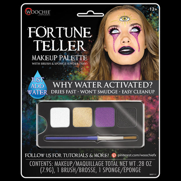 FORTUNE TELLER - WATER ACTIVATED M/U PALETTE