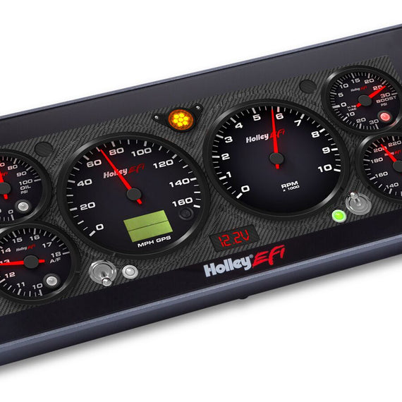 HOLLEY EFI PRO DASH 12.3