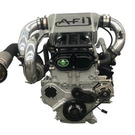 Alpha Stage 4 Turn-Key Turbo Package, 500HP
