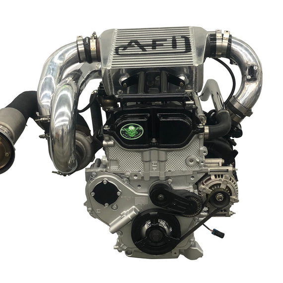 Alpha Stage 2 Turn-Key Turbo Package, 350HP