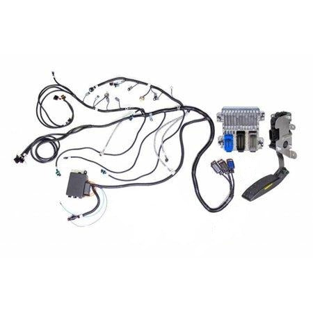 Alpha 2 4L LEA Direct Injection Ecotec Stand Alone Wiring