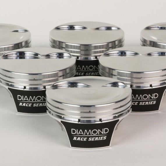 Diamond Racing Forged 2.4L LE5 Ecotec Pistons: High Compression
