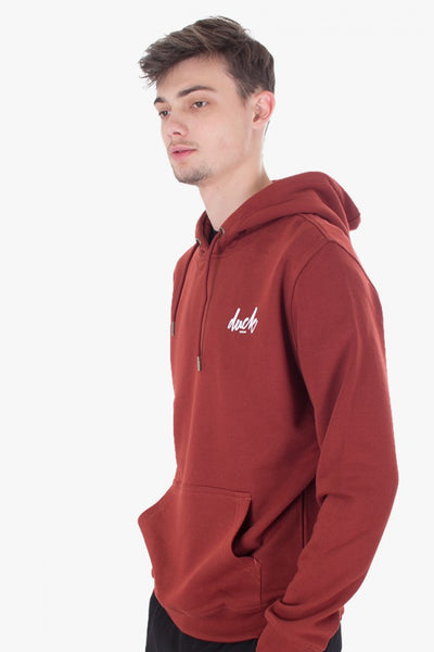 DNA hoody - Bordeaux