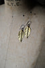 MOPANI LEAF EARRING SMALL