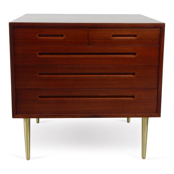 Edward Wormley for Dunbar Five Drawer Commode