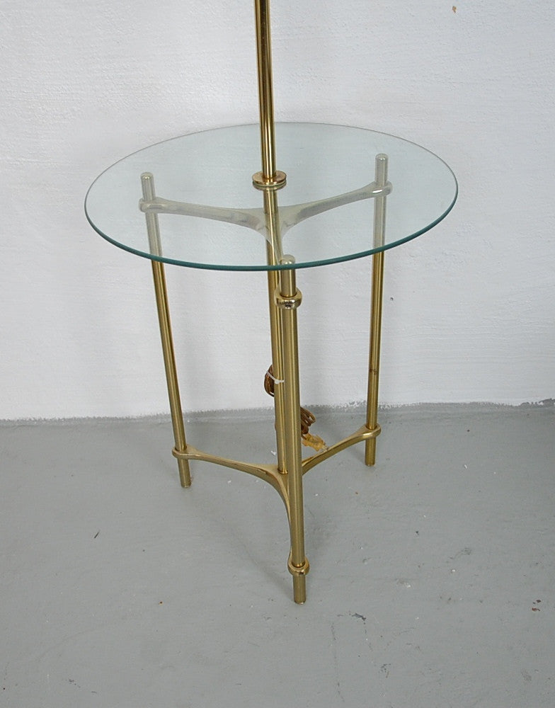 Laurel Lamp Table mid century