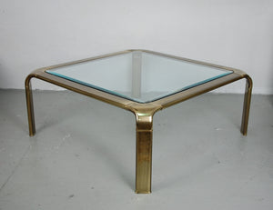 Widdicomb Brass Coffee Table