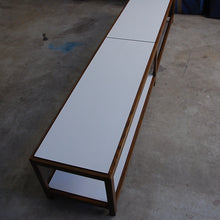 Load image into Gallery viewer, Edward Wormley for Dunbar Ash and Formica Inset Coffee Table