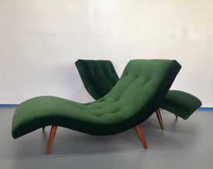 Adrian Pearsall Wave lounge Chaise