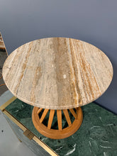 Load image into Gallery viewer, Dunbar Sheaf of Wheat Side Table by Edward Wormley Mid Century