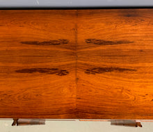 Load image into Gallery viewer, Jens Risom Rosewood Midcentury Dresser with Extraordinary Grain