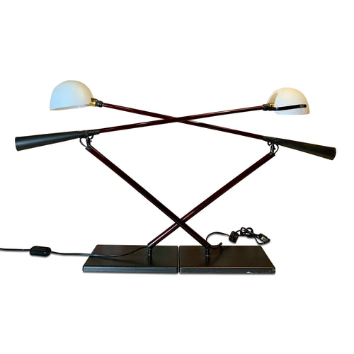 Mid-Century Italian Modern Desk or Table Lamps by Gino Sarfatti for Arteluce