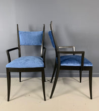 "Load image into Gallery viewer, Harvey Probber 1048 ""Gazelle"" Mid-Century Set of Six Dining Chairs"