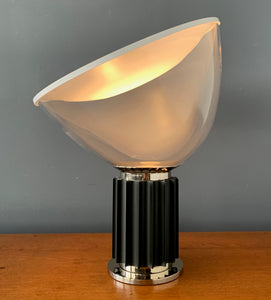 Taccia Table Lamp Designed by Achille Castiglioni for Flos