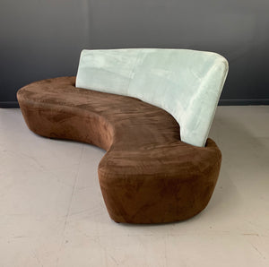 Kagan Bilbao Style Sofa Post Modern