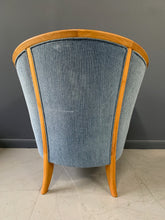 Load image into Gallery viewer, Danish Mid-Century Birch Armchair
