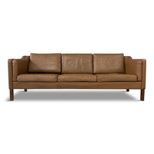 Load image into Gallery viewer, Børge Mogensen Three-Seat Sofa Model 2213