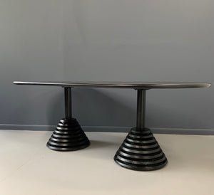 Post Modern Desk in the Style of Ettore Sottsass