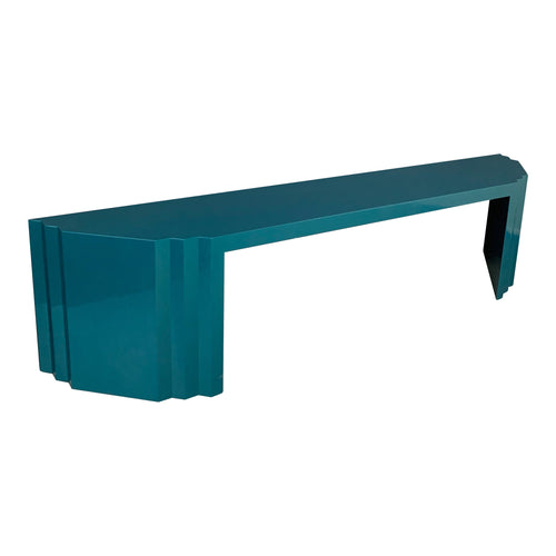 Post-modern Impressive Console Table in the Style of Sottsass