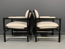 Load image into Gallery viewer, Edward Wormley Pair of Outstanding Armchairs for Dunbar