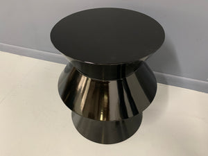 Post-modern Side Table in the Style of Sottsass