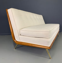 Load image into Gallery viewer, T.H. Robsjohn-Gibbings Sofa, for Widdicomb Model 1727 circa 1956 Mid-century