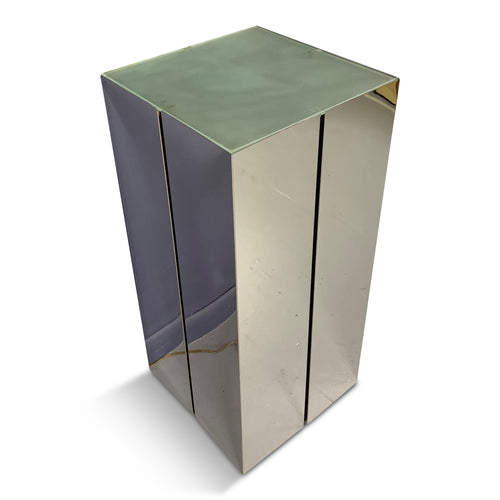 Lighted Pedestal by Neal Small for George Kovacs