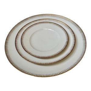 Bing & Grøndahl Big 76 Dinner Service for 17 Plus Serving Pieces