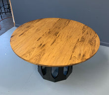 Load image into Gallery viewer, Midcentury Harvey Probber Game / Breakfast Table with Rosewood Top