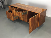 Load image into Gallery viewer, Vladimir Kagan Console in Koa wood USA, c. 1970′s