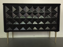 Load image into Gallery viewer, Salvatore Bevelacqua Diamond Front Petite Sideboard