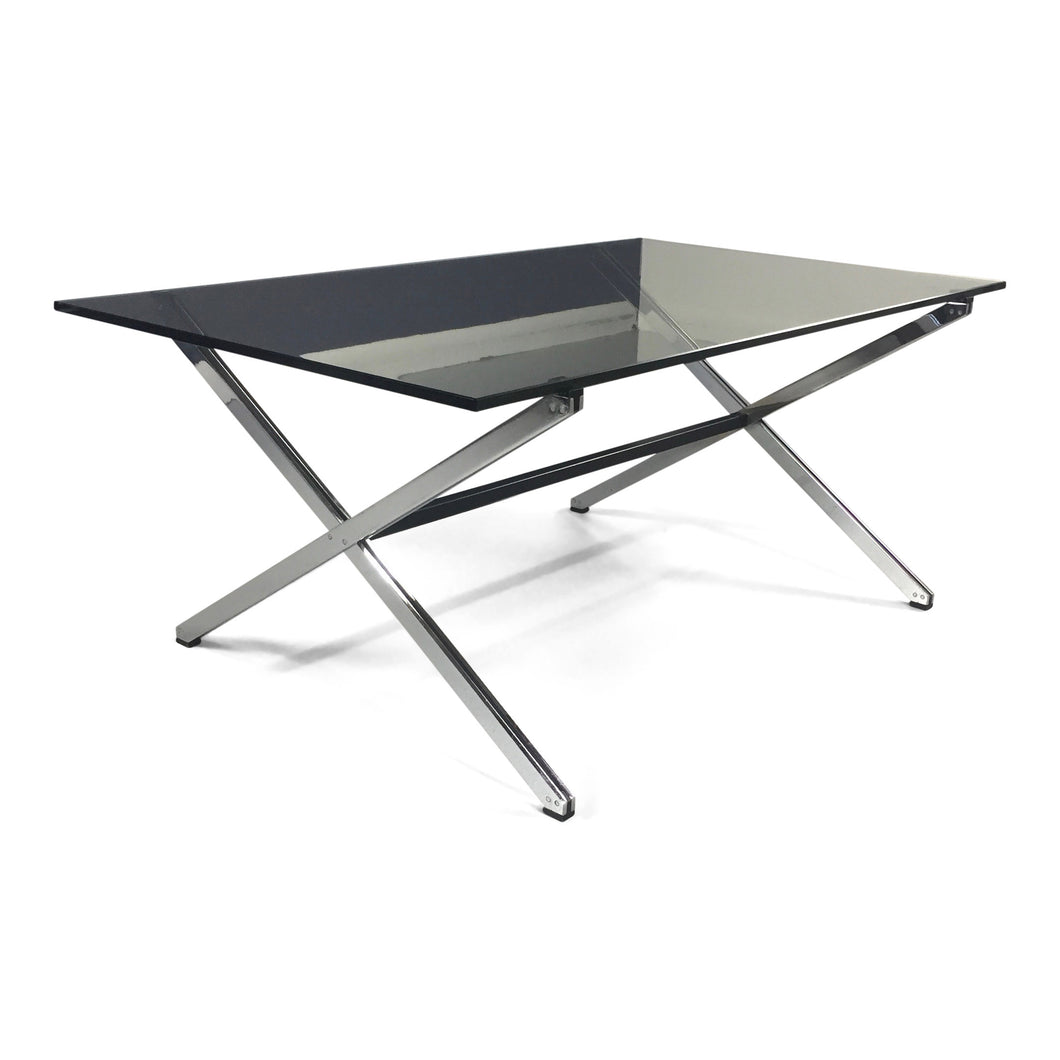 Florence Knoll Parallel Bar Coffee Table