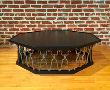 Load image into Gallery viewer, Casa Del Sol Coffee Table by John Van Koert for Drexel Ebonized Mid Century