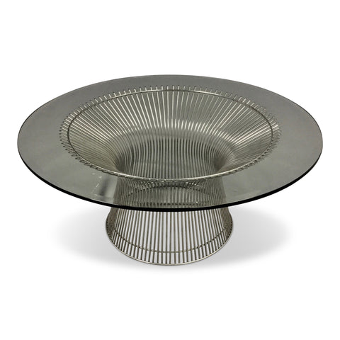 Warren Platner Coffee Table for Knoll, Midcentury