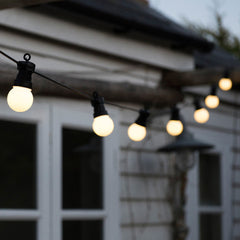 festoon lights outdoor