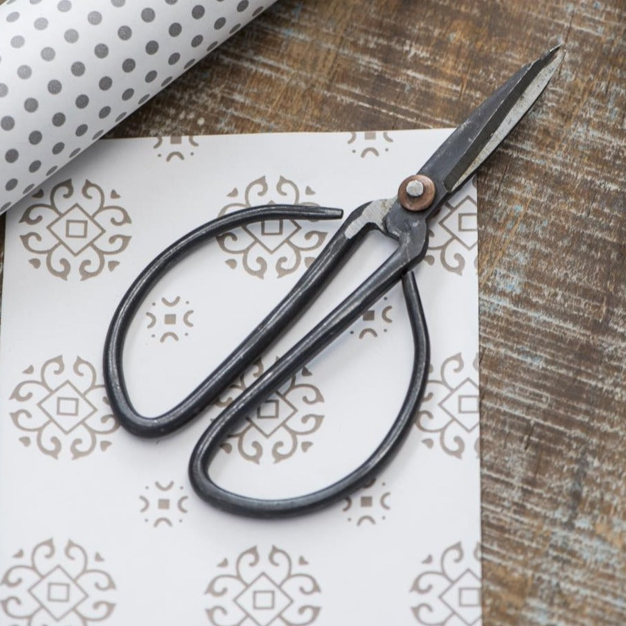 Cast Iron Utility Scissors-utility-The Little House Shop