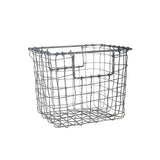 Small Wire Basket-basket-The Little House Shop