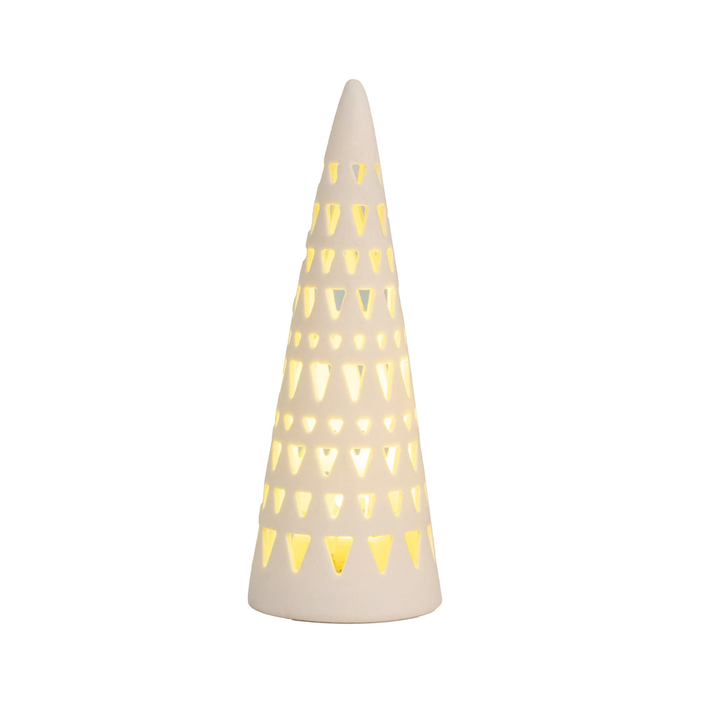 Mini LED Light Fir Tree - Large