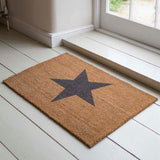 Star Coir Doormat-doormat-The Little House Shop