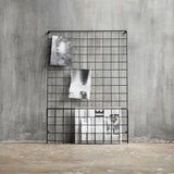 Black Wire Noticeboard-storage-The Little House Shop