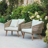 Set Of 2 Colwell Armchairs-outdoor furniture-The Little House Shop