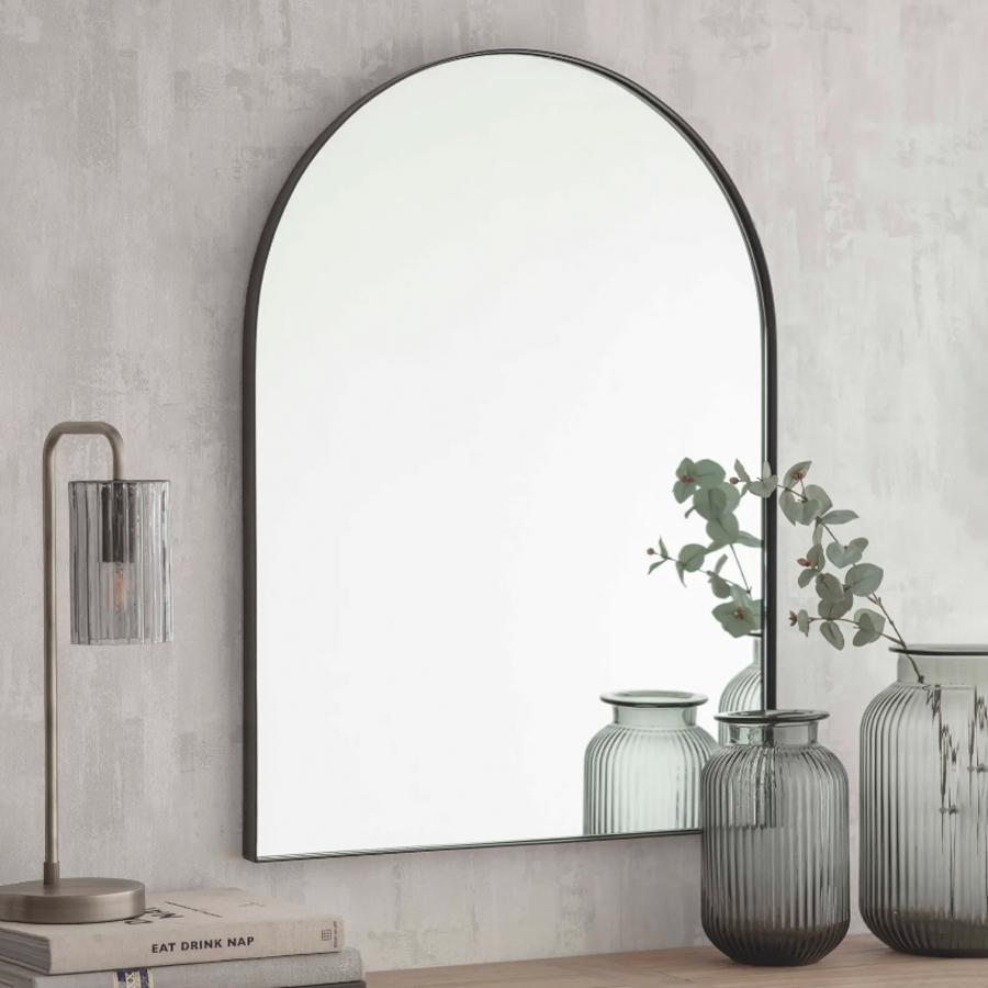 Arched Wall Mirror-Mirror-The Little House Shop