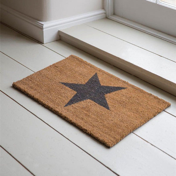 Star Doormat-doormat-The Little House Shop