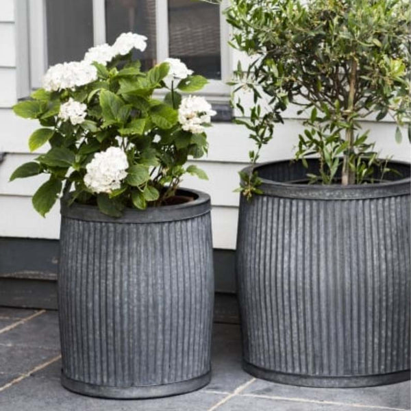 Set Of 2 Vence Traditional Planters
