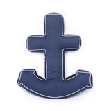 Anchor Cushion - Handmade To Order-cushion-The Little House Shop
